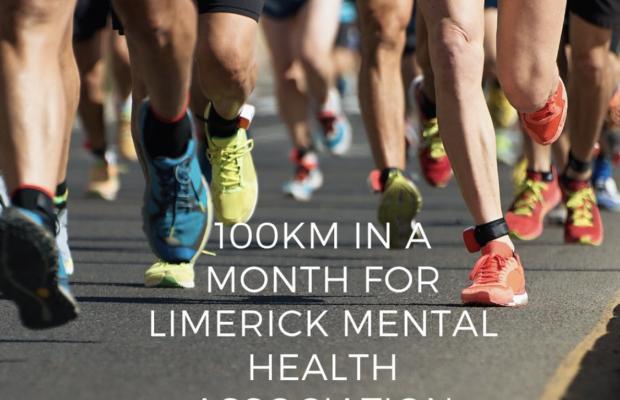 Limerick Mental Health 100km