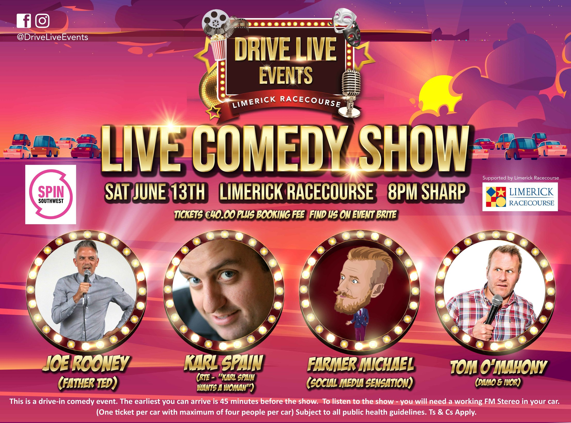 Drive Live Events