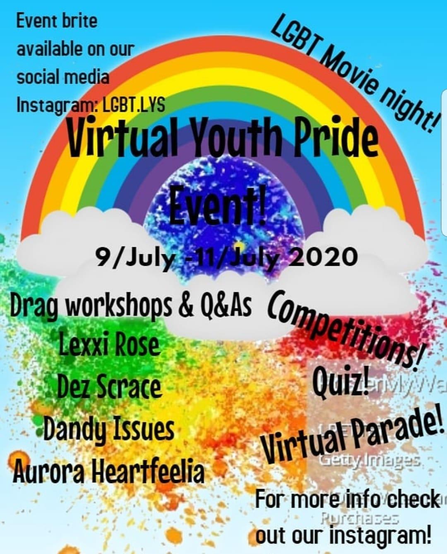 Limerick Pride Virtual Youth