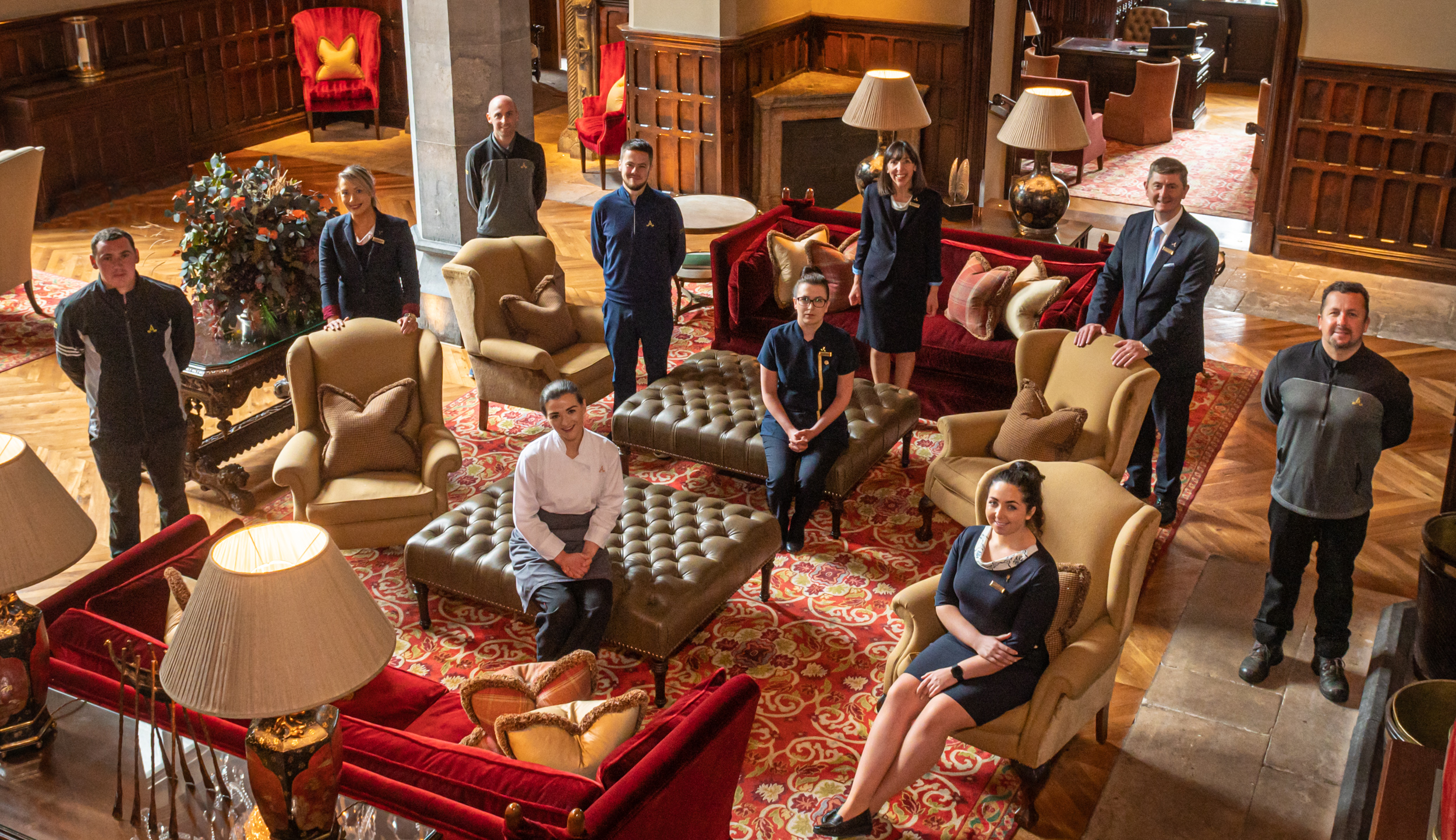Adare Manor 2020 Experiences