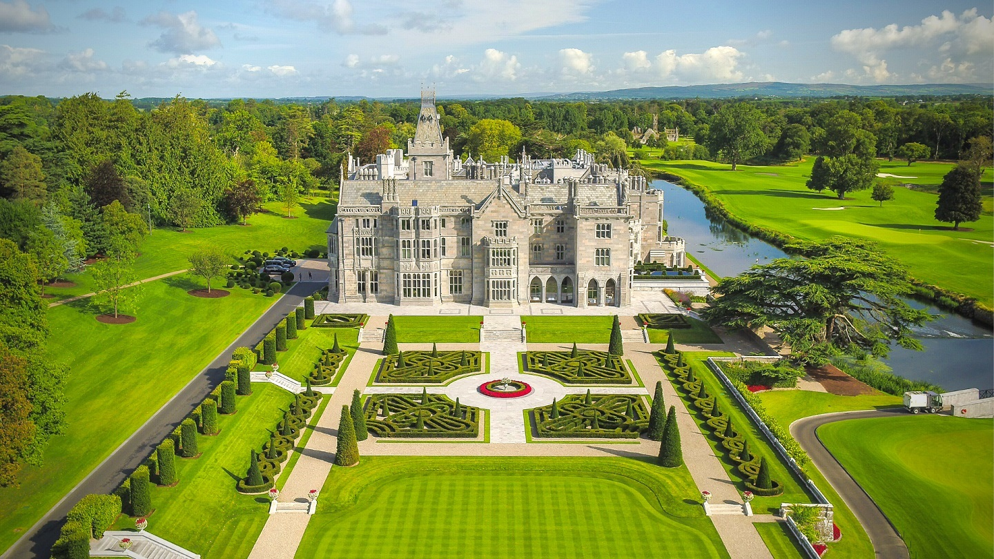 Adare Manor 2020 Experiences