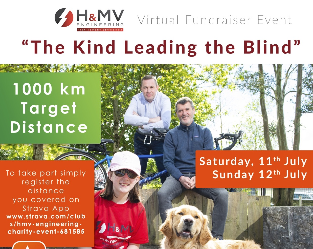 Kind Leading the Blind