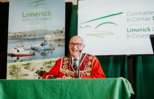 Directly Elected Mayor for Limerick