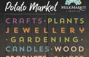 Potato Market craft gardening