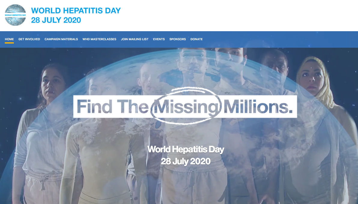 World Hepatitis Day 2020