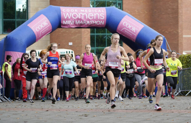 Womens Mini Marathon 2020