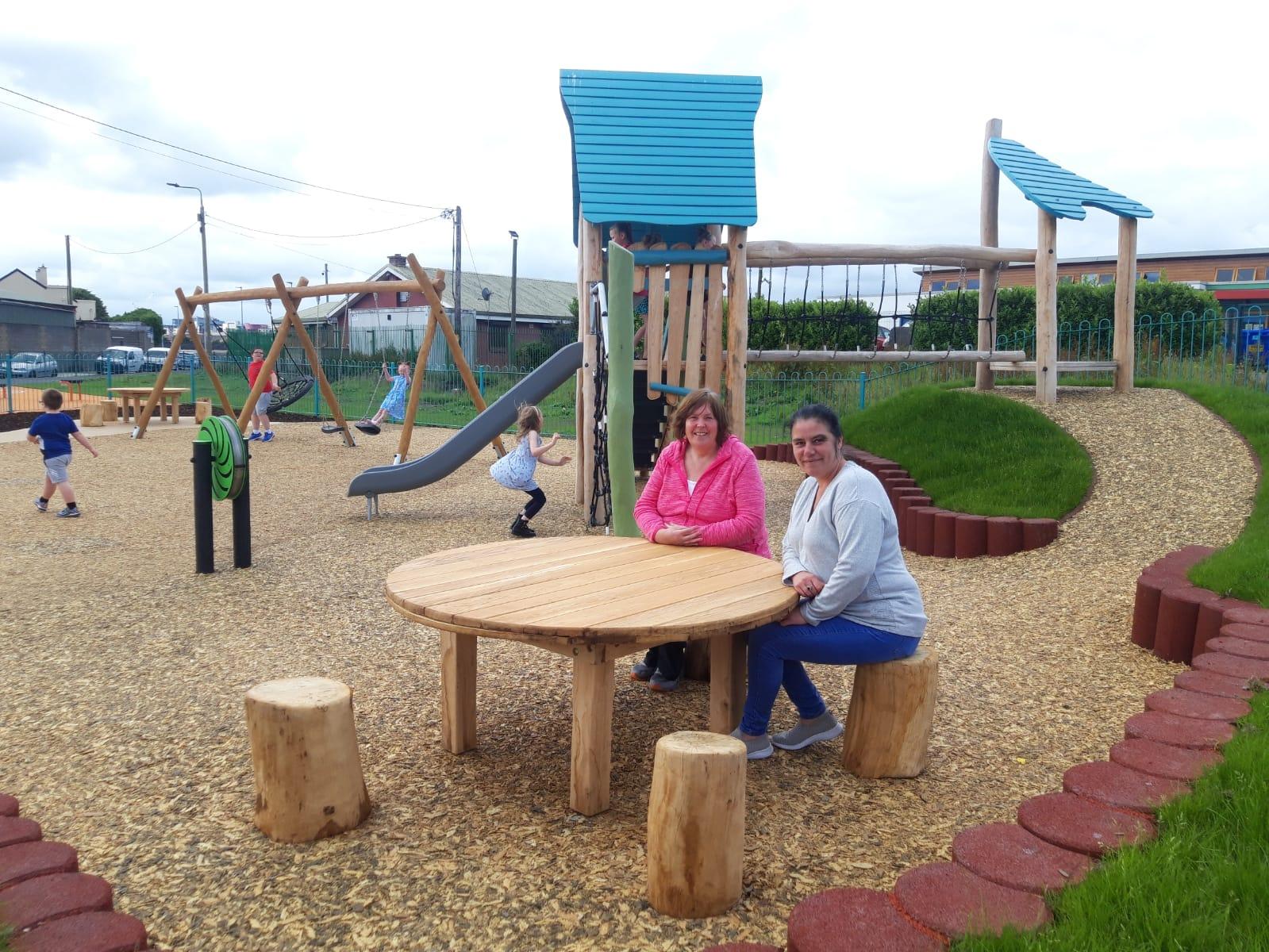 Kings Island Playground