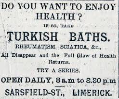 Limerick Turkish baths