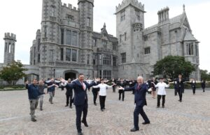 adare manor reopening