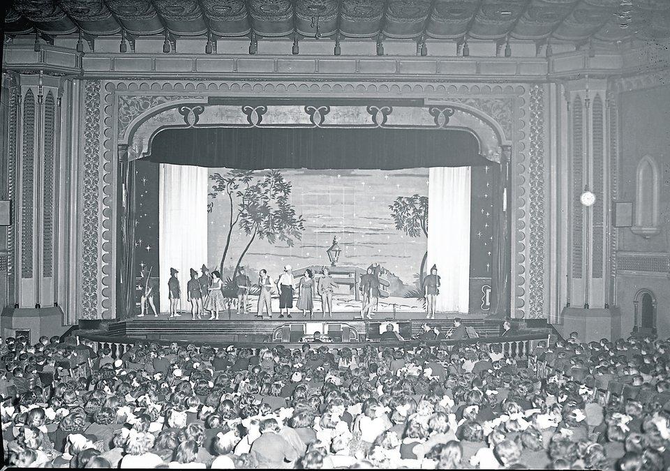 Savoy Theatre nostalgic