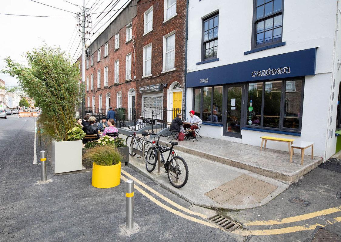 Catherine Street Parklet