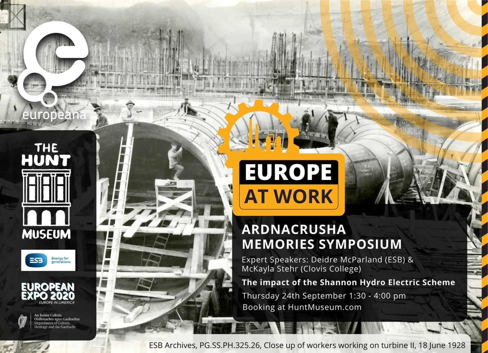 Ardnacrusha Memories Symposium