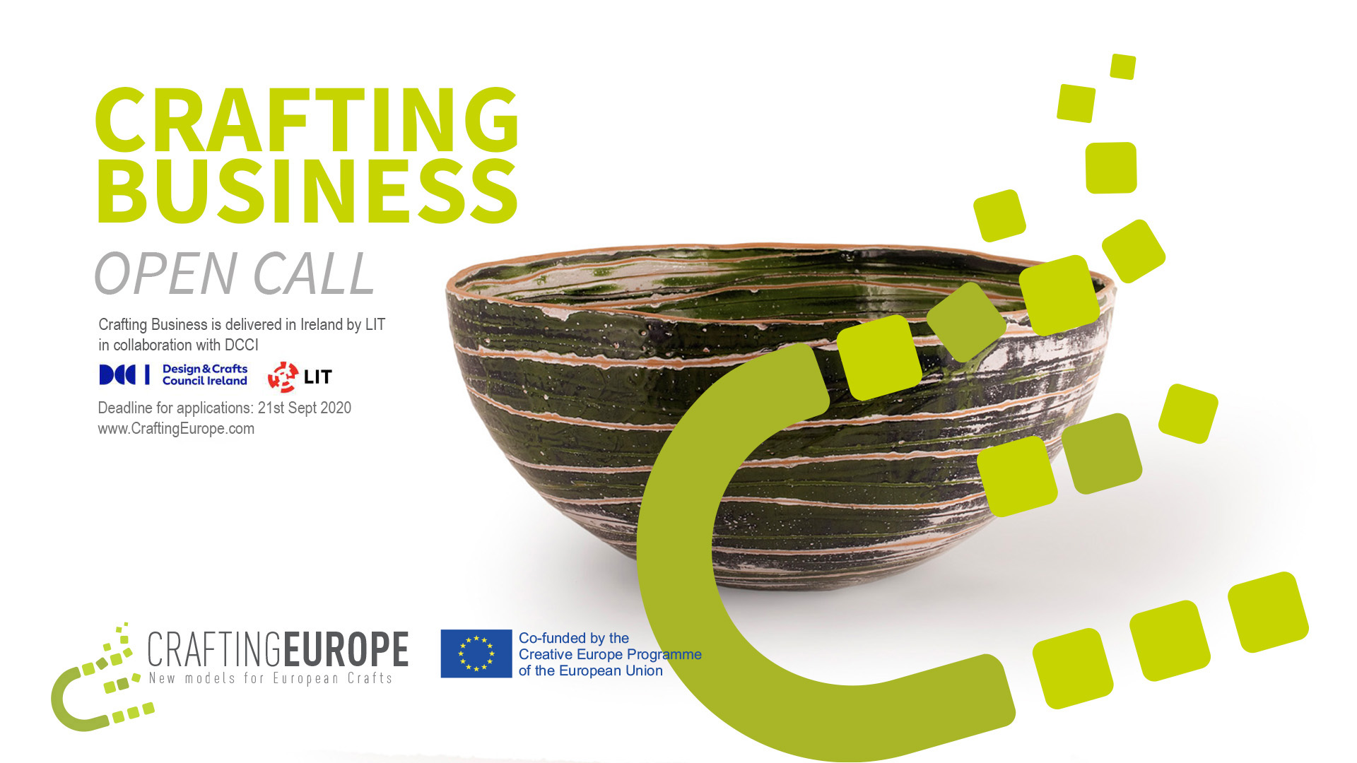 Crafting Business Programme