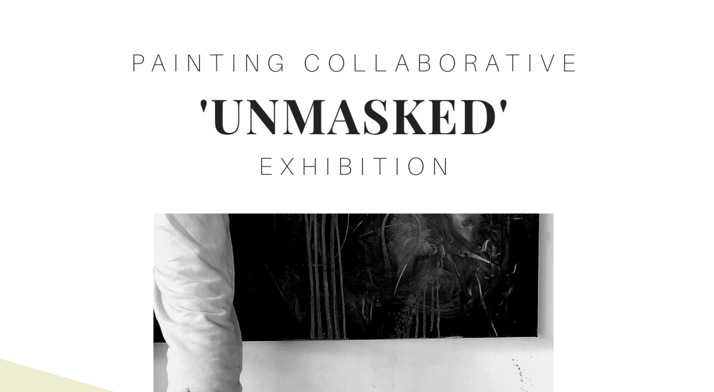 UNMASKED Group Exhibition