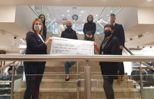 Brown Thomas charity partner