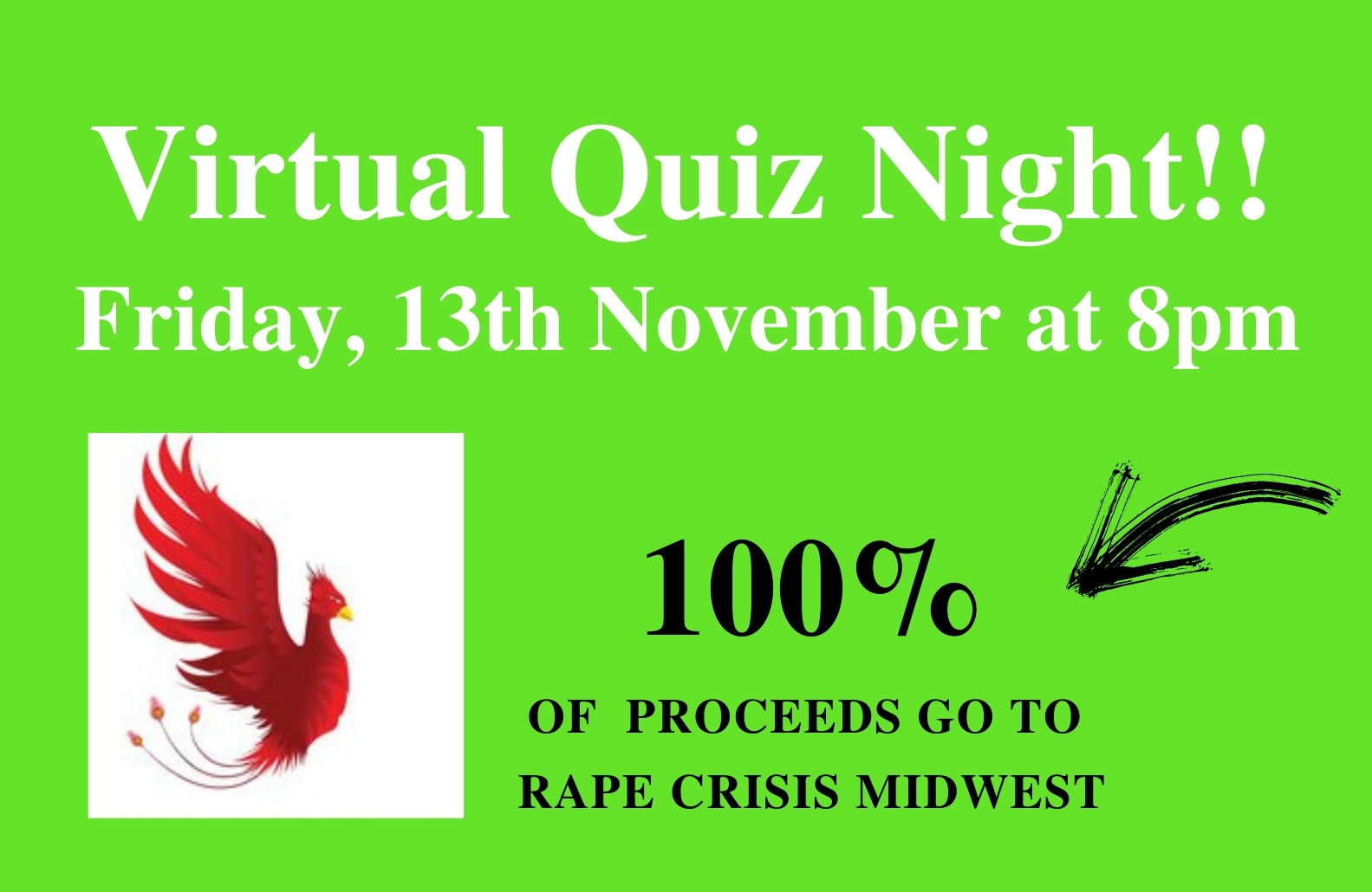 Rape Crisis Midwest virtual quiz