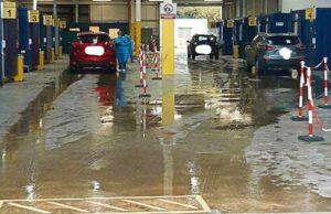 Limerick Drive through Covid19 test