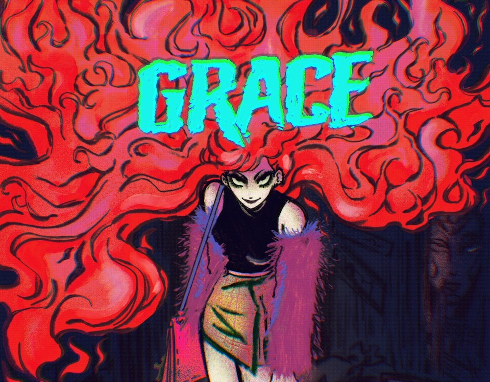 SQUAD Productions presents GRACE