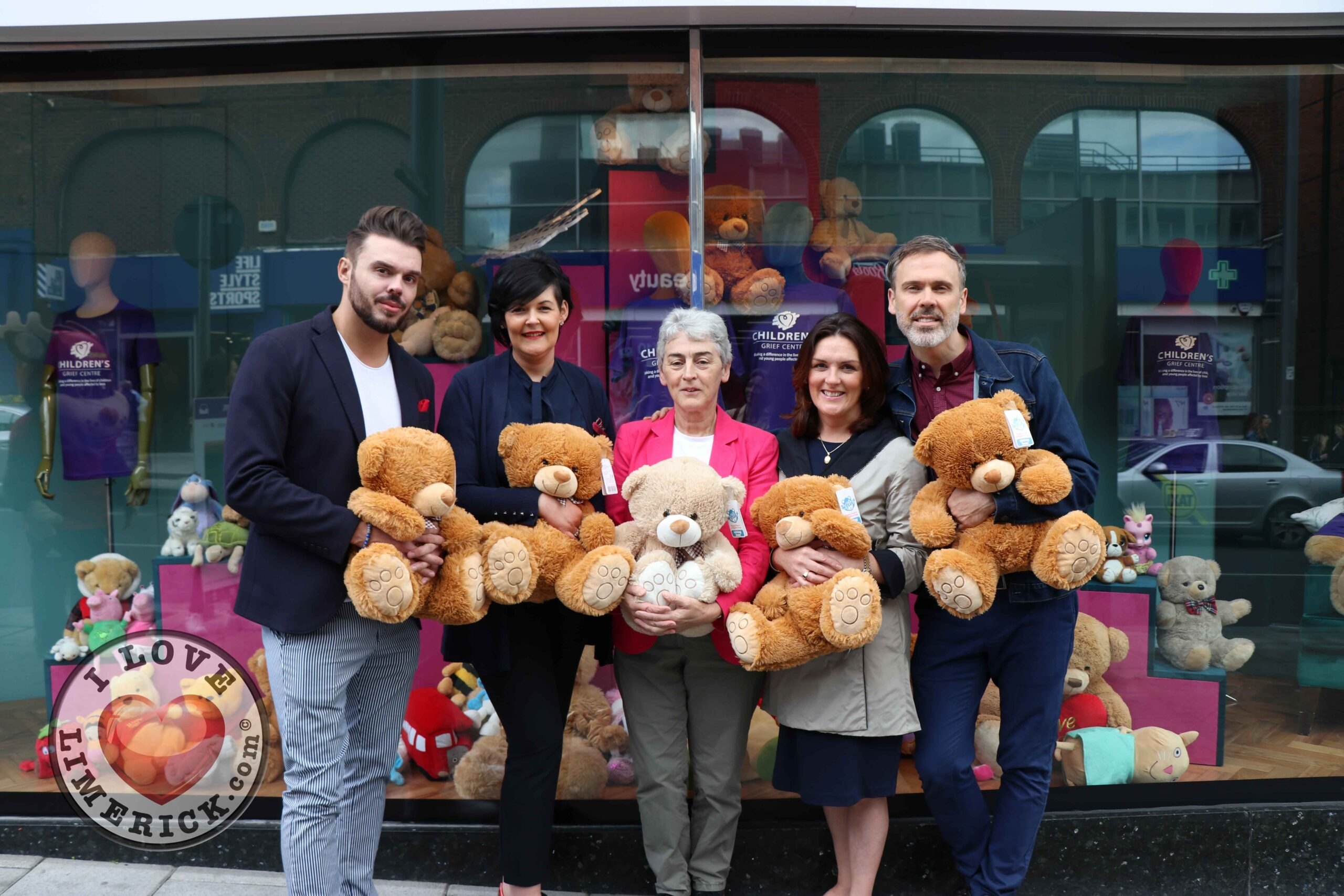 Brown Thomas charity partner