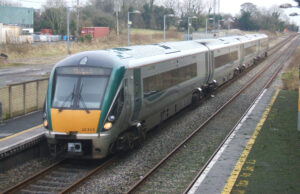 Limerick to Belfast Rail