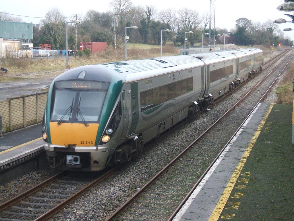 Limerick to Belfast Rail