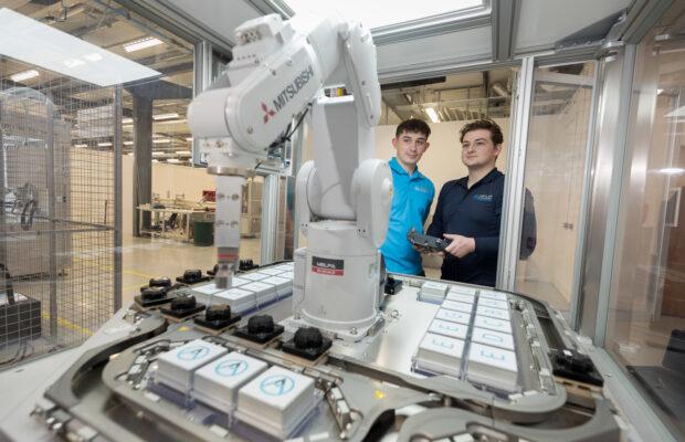 Modular Automation is hiring
