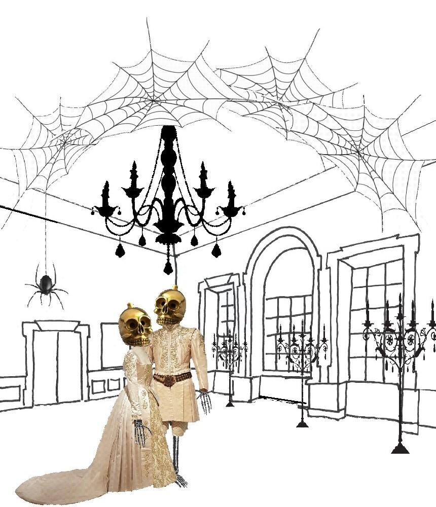Hunt Museum Halloween online