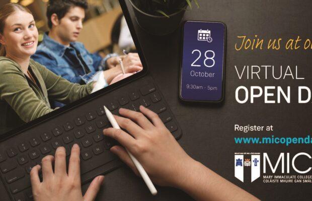 mic virtual open day
