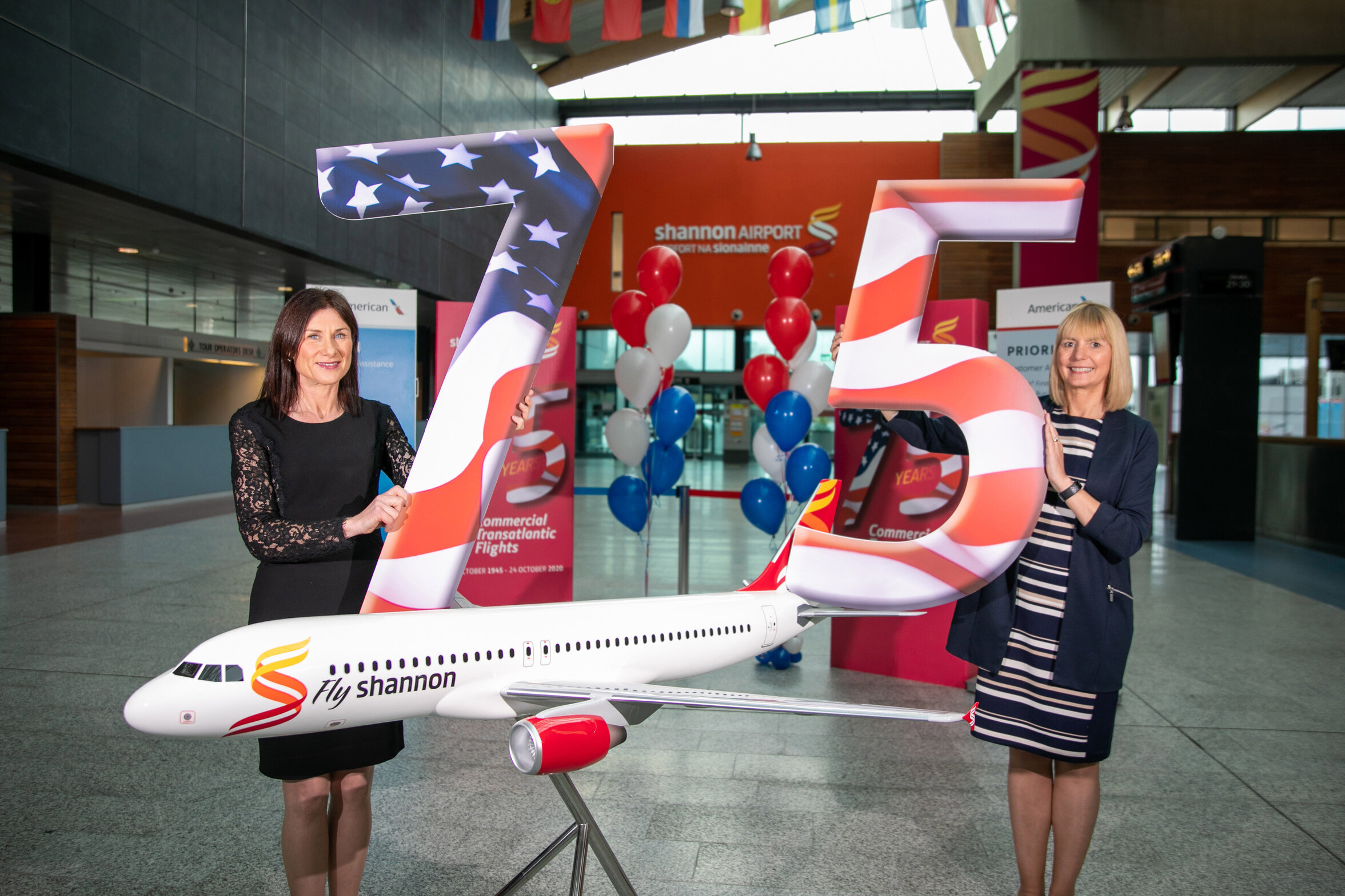 Shannon Airport 75th anniversary