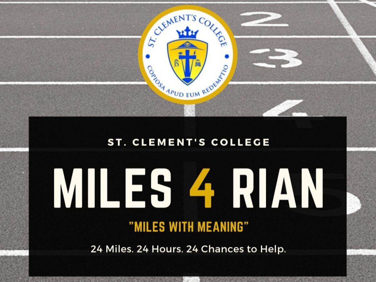 Miles 4 Rian