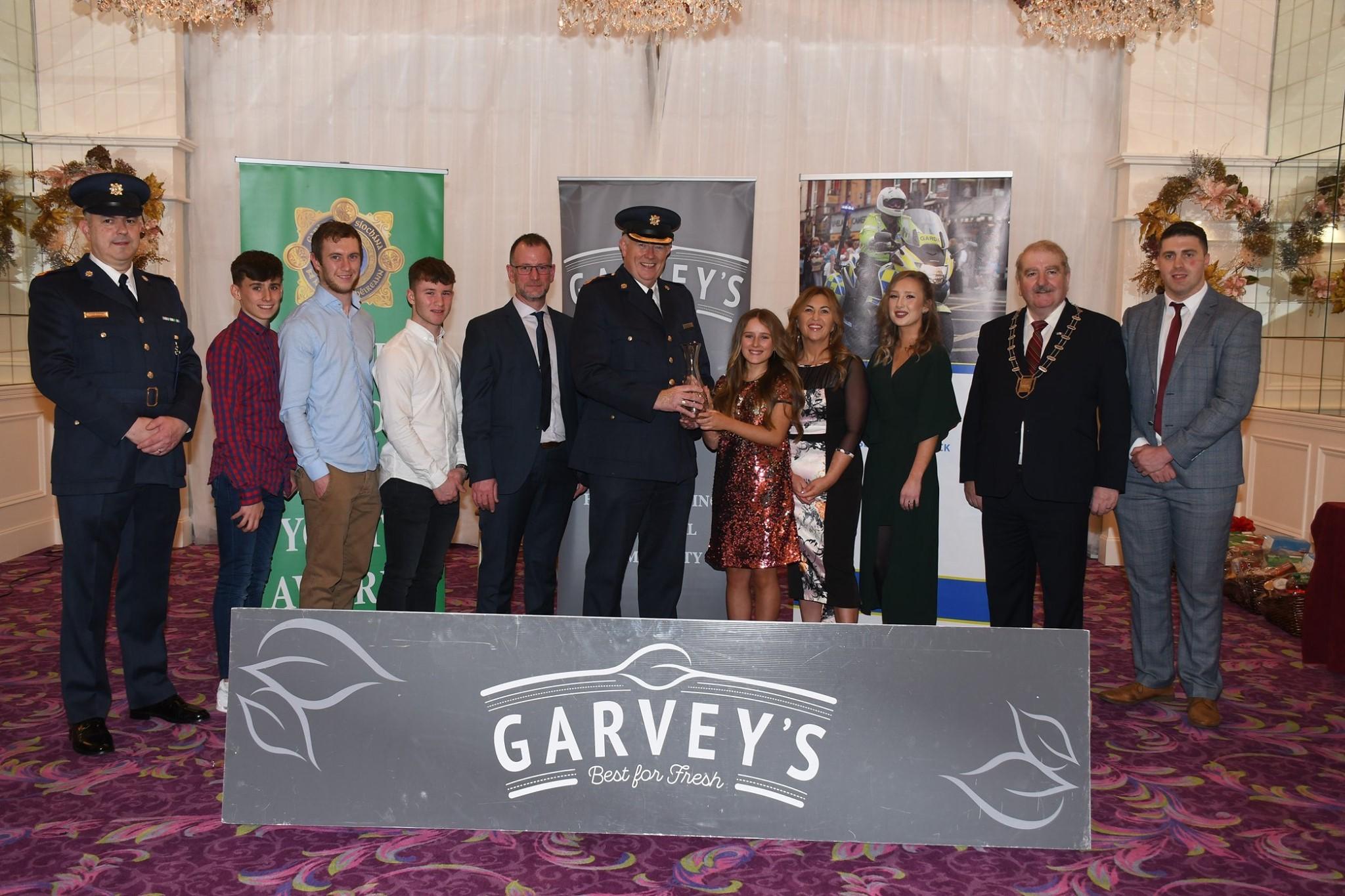 Limerick Garda Youth Awards 2020