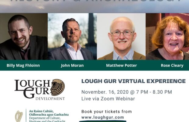 Lough Gur Virtual Experience