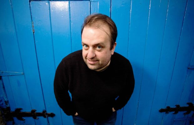 Limerick comedian Karl Spain