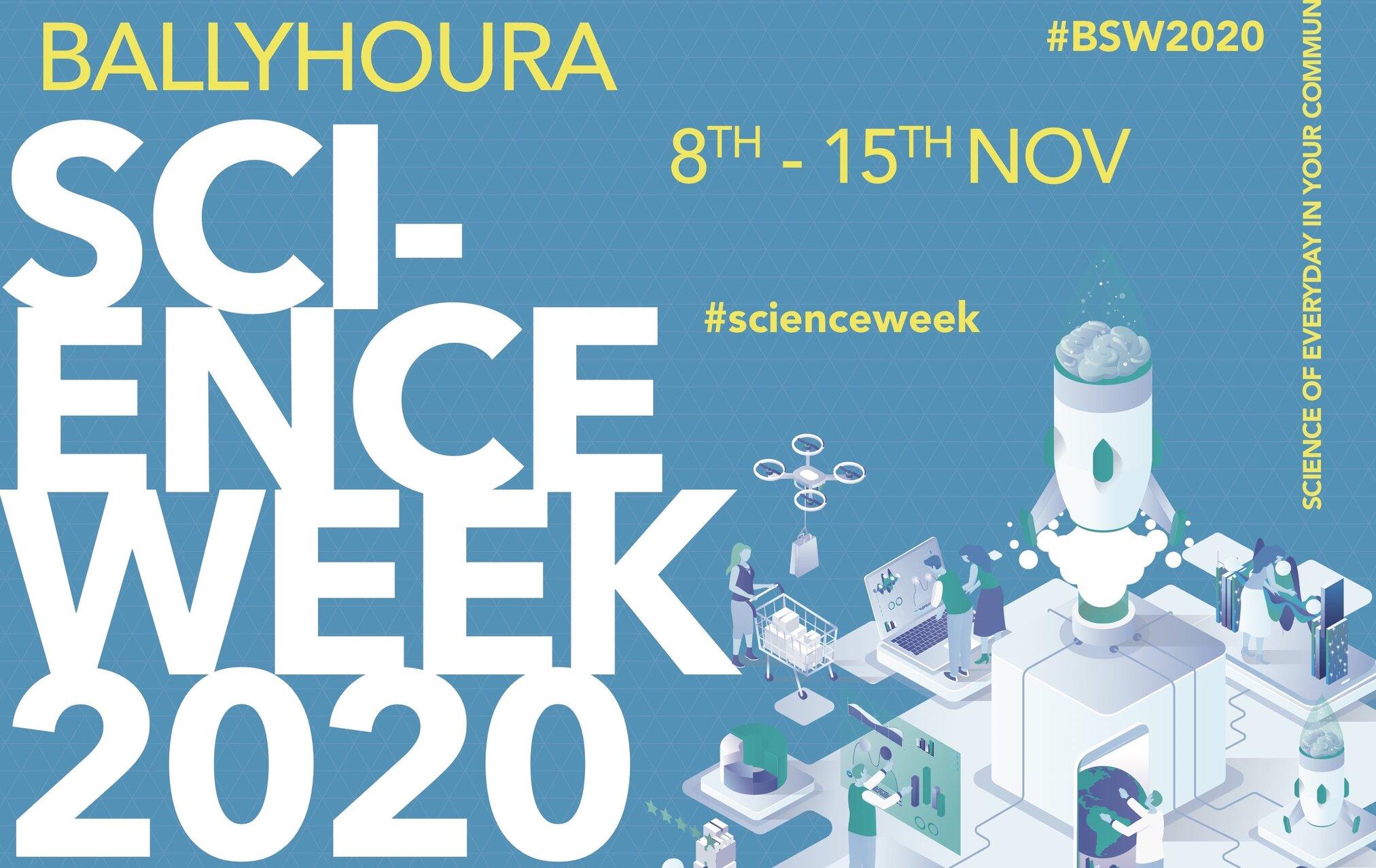 Ballyhoura Science Week 2020