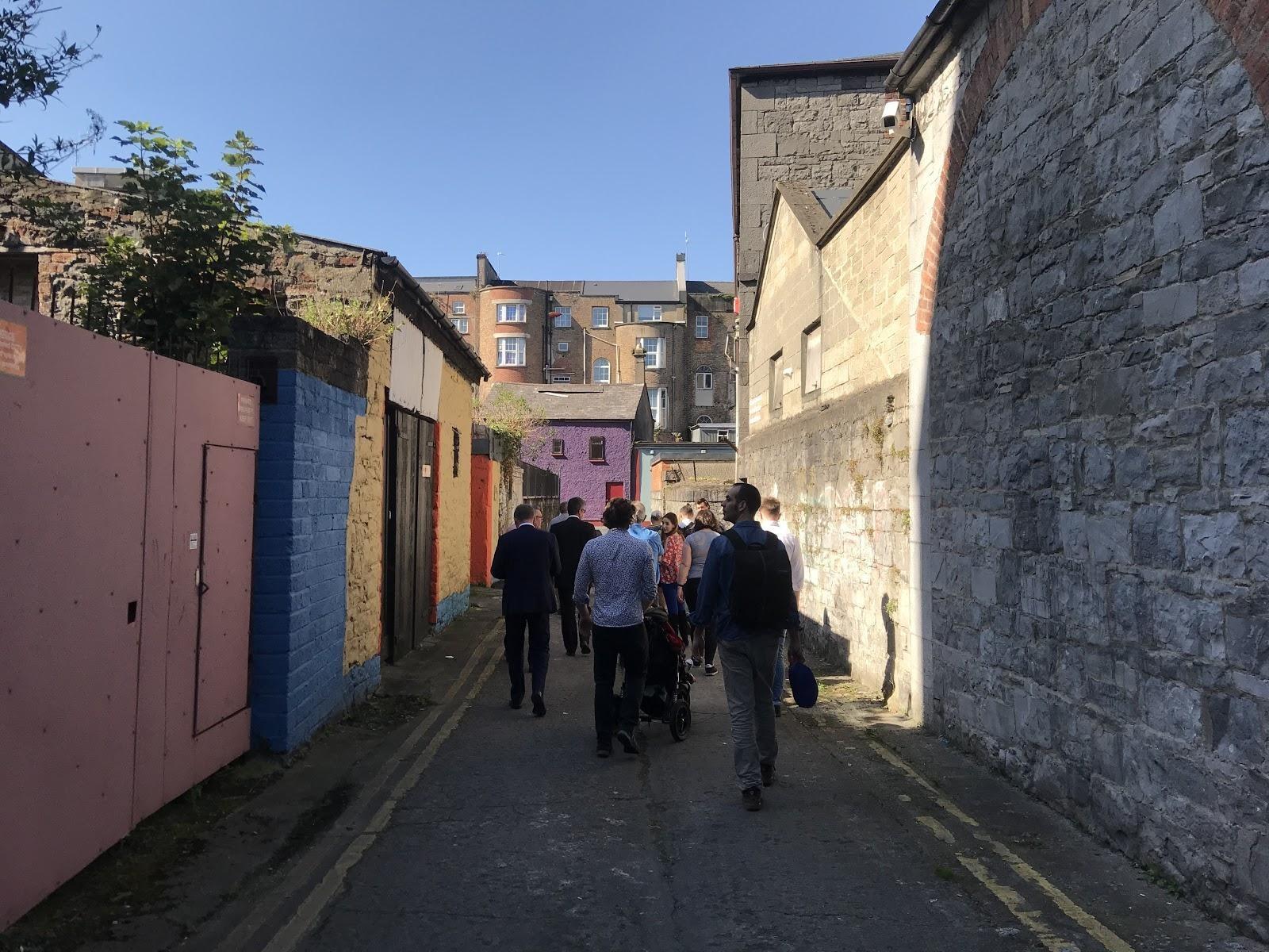 Limerick Georgian Laneways