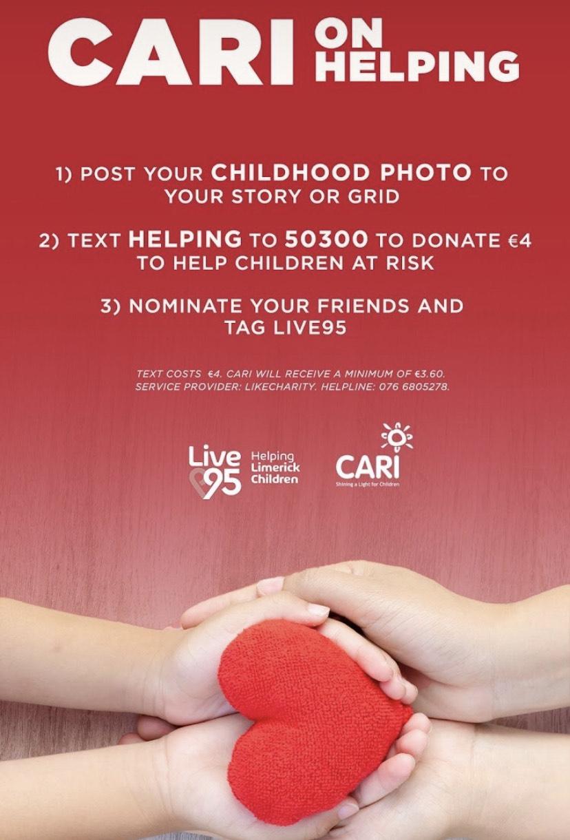 Helping Limerick Children 2020