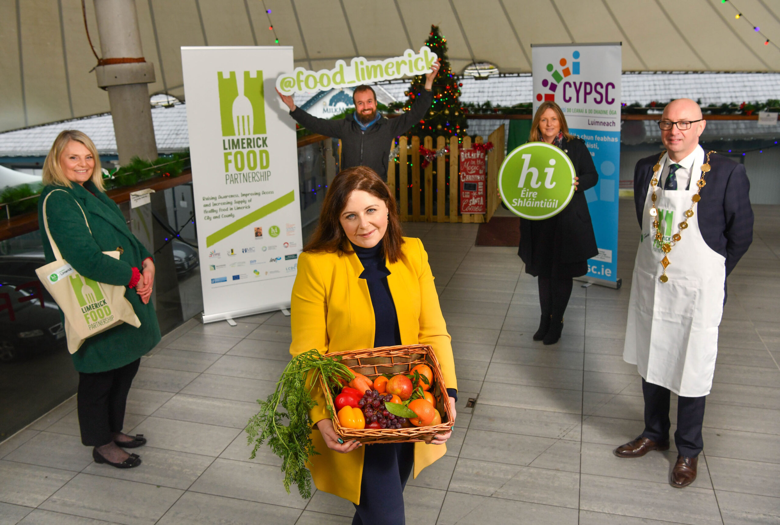 Limerick Food Partnership relaunch