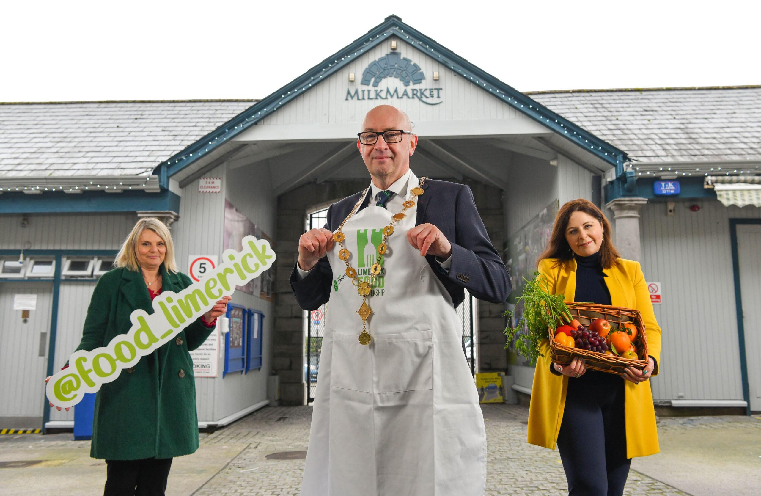 Limerick Food Partnership relaunch
