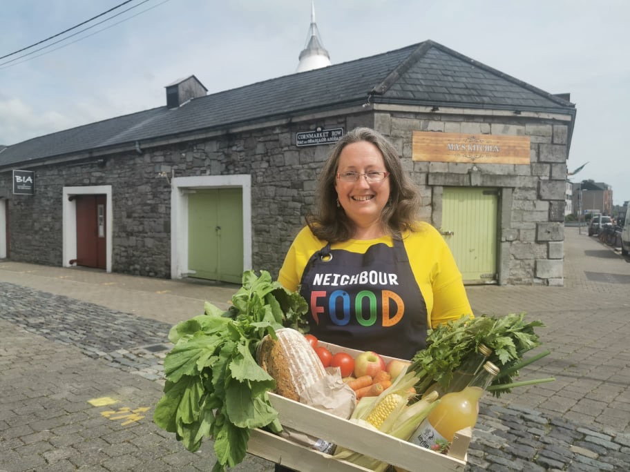 NeighbourFood Limerick drive through