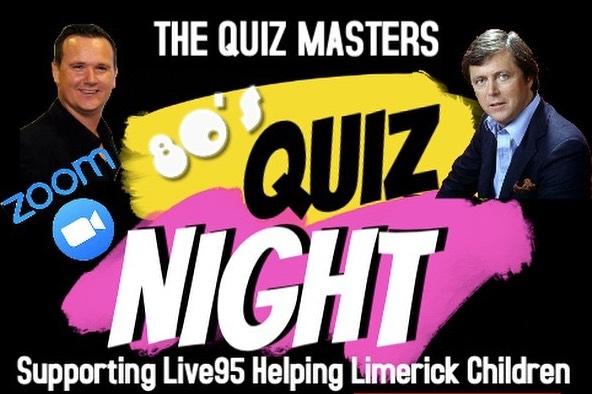 Quiz Masters 80s Quiz