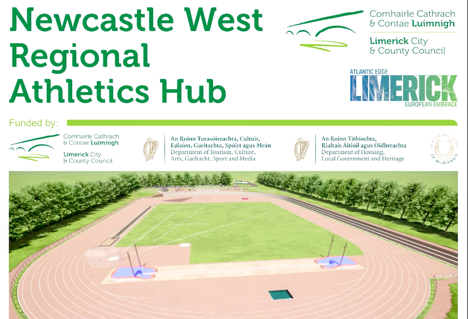 Newcastle West Regional Athletics Hub