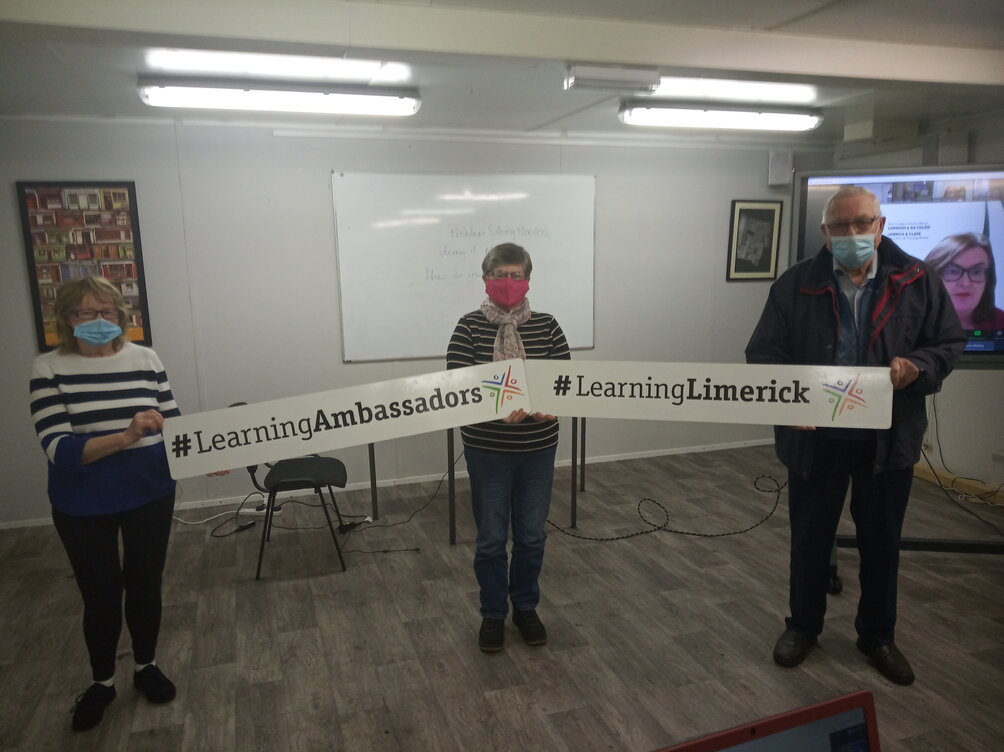 learning limerick ambassadors video