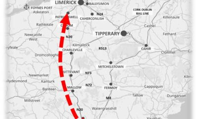 Cork to Limerick Transport Corridor