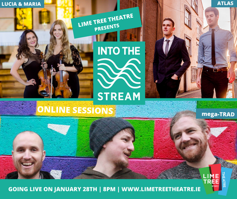 Into the Stream Online Sessions