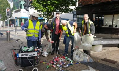 Limerick Tidy Towns Community Clean Up