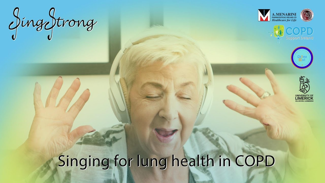 COPD is a disease that causes narrowing of the airways in the lungs.