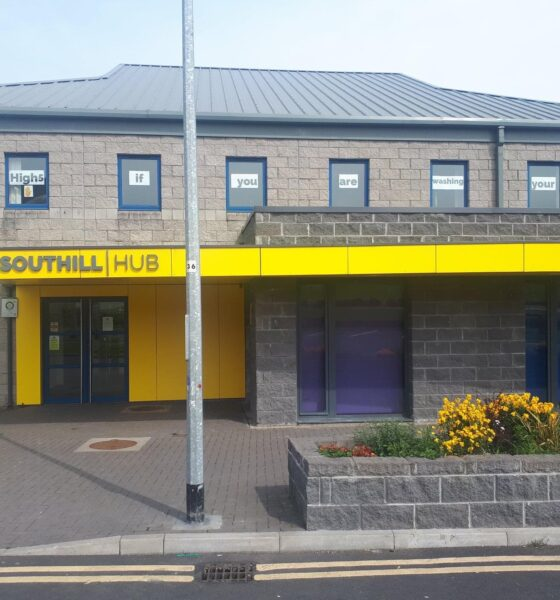 Southill Hub pictured above
