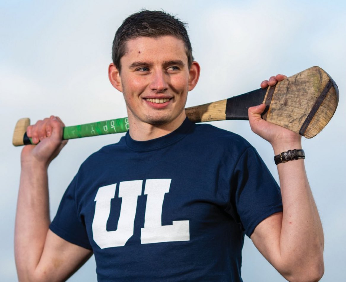 Gearoid Hegarty pictured above has won Hurler of the Year 2020