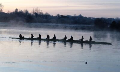 Castleconnell Boat Club rowing