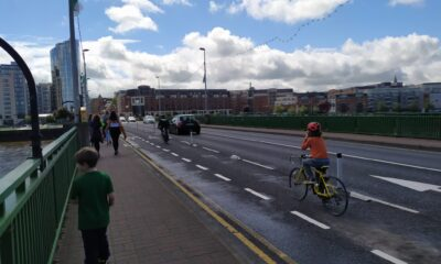 Limerick active travel unit